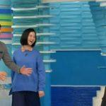 【炎上中】生放送中に吉高由里子が坂口健太郎を「ど~ん!ww」妊婦のアナウンサーにぶつける…