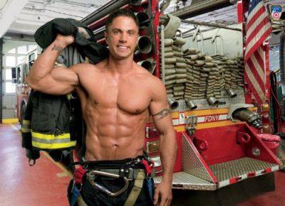 欧米の消防士