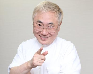 笑顔の高須院長