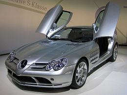 メルセデス・ベンツ・SLRマクラーレン
