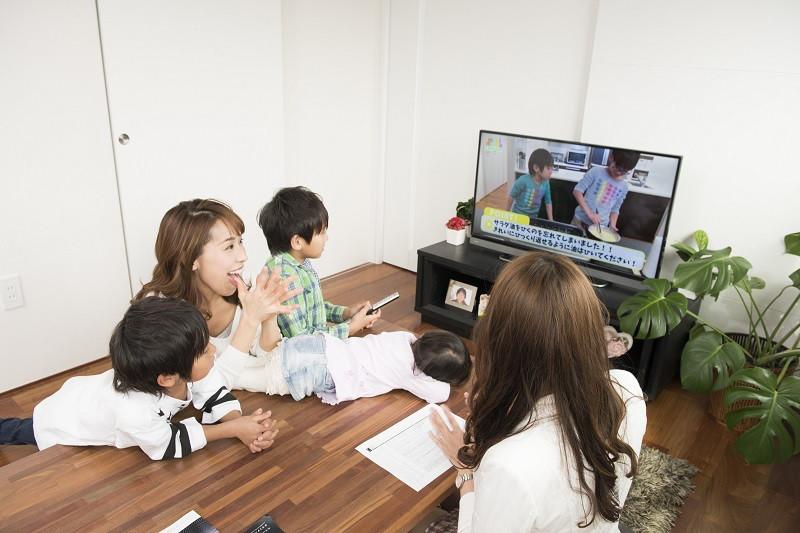 テレビのある世帯