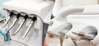 歯を削る医療機器