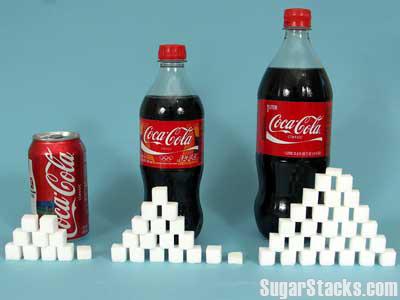コカコーラ砂糖