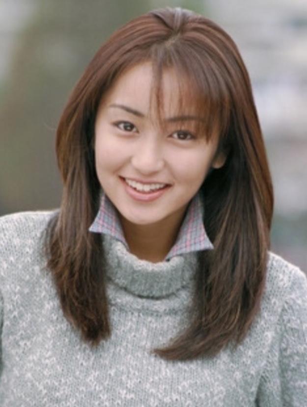 矢田亜希子20年前