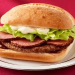 マック、ローストビーフバーガーに豚肉使っていたことが発覚!