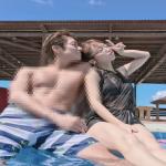 【画像】杉浦太陽、乳首がおかしなことに→筋トレ?夜の営みのしすぎか