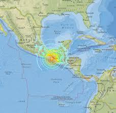 チアパス地震