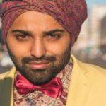 【画像あり】47年伸ばし続けたインド人男性の髭がギネス記録に認定!