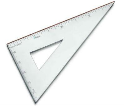 ティファニー三角定規
