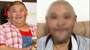 安田大HIROがなんと5カ月で約40キロ減に成功!