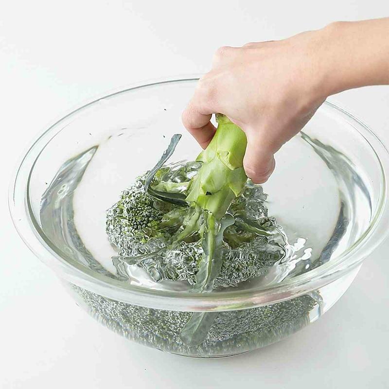 ブロッコリー洗い方