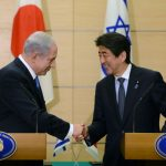 安倍首相がイスラエルで出されたデザートが斬新ww