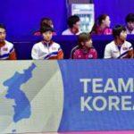 日本女子卓球。準決勝の異例な光景??合同チーム『コリア』の結成背景