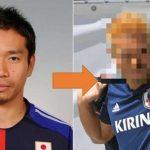 【サッカー】長友選手がスーパーサイヤ人に変身したと話題に