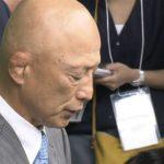 レスリング元監督、栄氏。謝罪会見後の行動が酷すぎる…