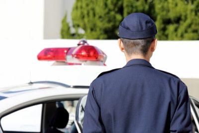 日本警察官