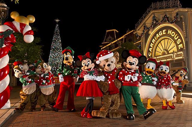 【悲報】クリスマスのディズニーランドの状況がひどいw