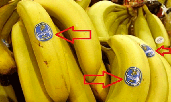 食べたくなくなるかも?!野菜や果物に貼ってあるシールの意味を知って唖然…