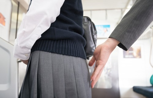 【驚愕】埼京線で1回1000円で痴漢させていた28歳の援交女子に悲劇が…