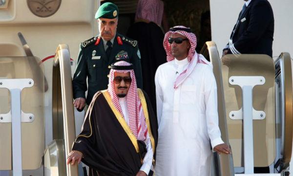 来日したサウジアラビア国王の荷物が半端ない…さすが大富豪。