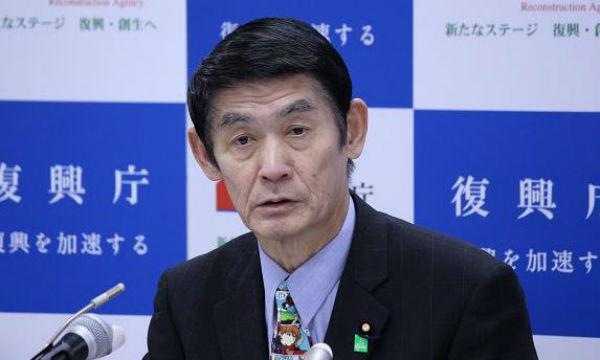 【大炎上】今村復興相、東日本大震災について「東北でよかった」とトンデモない発言…