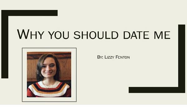 「私とデートした方がいい理由」という資料を作成しデートに誘った女子大生。結末が想像を絶する…