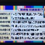 テレビがTwitterの投稿に騙され、宮崎駿引退のガセネタを報道してしまうwww