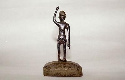 盗まれそうになった仏像