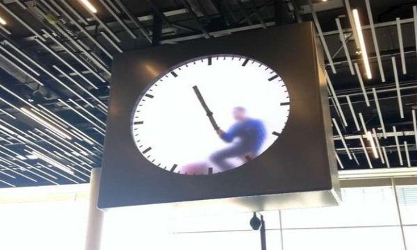 オランダ時計