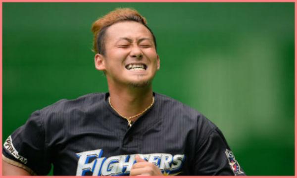 【画像】中田翔さん、ハゲの進行が止まらない・・・