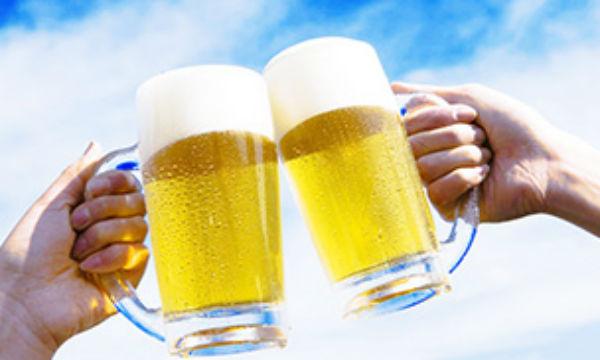 【警告】缶ビール(350ml)を週に9本以上飲む人は危険!!脳の海馬が萎縮!!