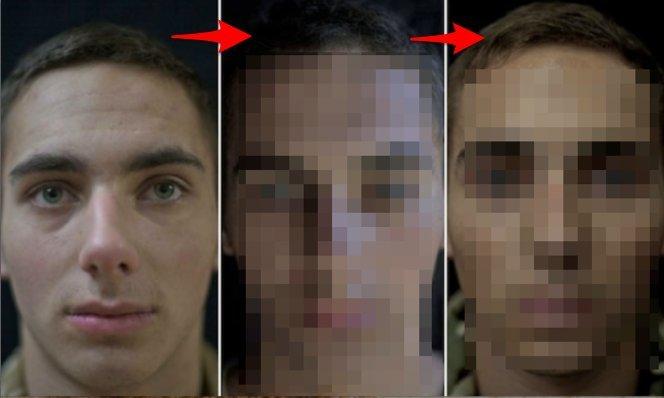 【衝撃】7か月間戦争を経験した人々の顔の変わり方が凄すぎる…