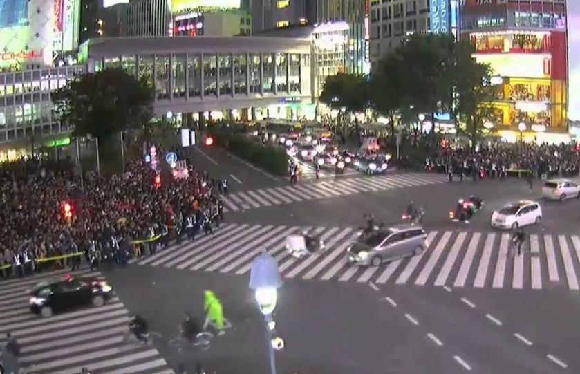 渋谷スクランブル交差点暴走車の犯人逮捕!!犯行理由がヤバすぎる…。