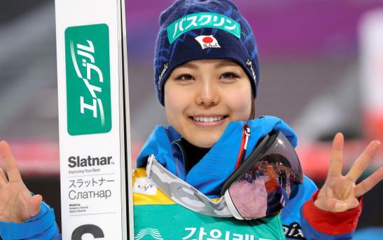 スキージャンプ選手・高梨沙羅に韓国が嫉妬しバッシングwwwww