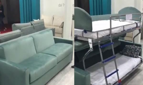 【動画】トランスフォーマーみたいな2段ベッドがハイテクすぎて話題に!