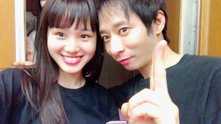 いしだ壱成(42)、飯村貴子(19)と交際www離婚からまだ3ヵ月しかたってないのにww