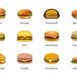 AppleとGoogle、ハンバーガーのチーズの位置の違いでアメリカ大論争勃発ww