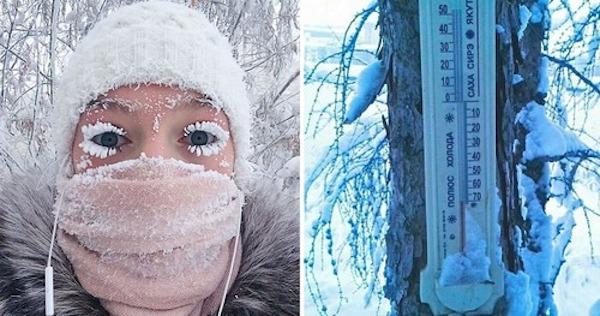 【仰天】ロシアの人ー65度で「セーターを身につけるようにします」ww