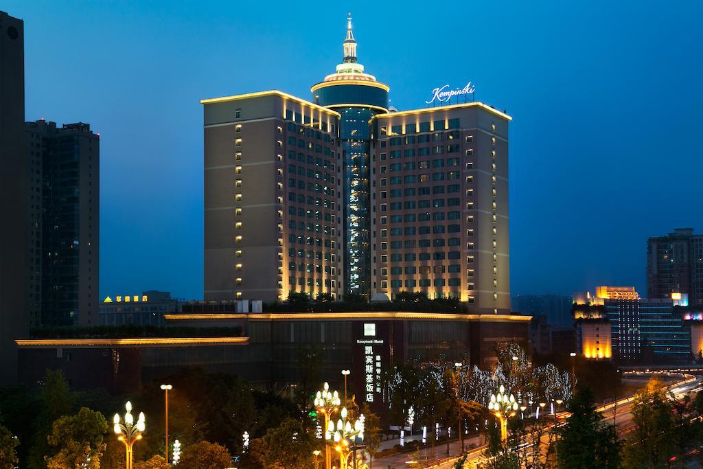 中国 ケンピンスキーホテル
