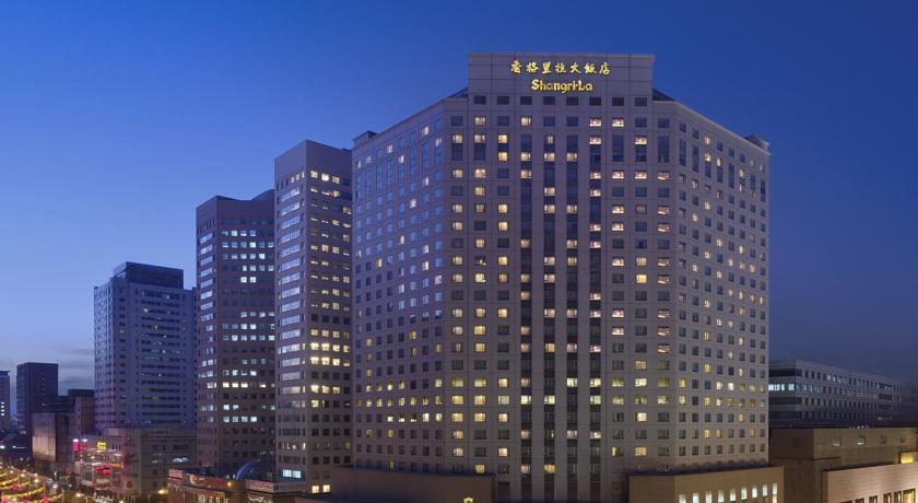 中国シャングリラホテル