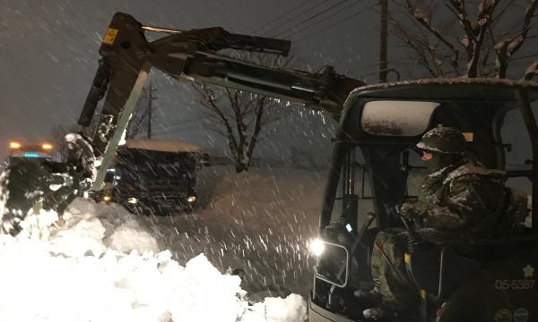 【炎上】福井の大雪「除雪できたのはわずか1.5km」報ステに批判殺到www