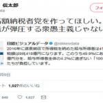 【ZOZOTOWN】室長の田端氏が低所得者を見下し炎上【退会祭り】