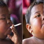 【ヤバイw】2歳のヘビースモーカーの現在がwwww(画像)