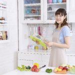 台所がスッキリ!おすすめキッチン収納グッズランキング5選