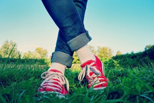 他の人と差をつける!個性的なスニーカー用靴ひもBEST5♪