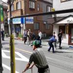 【強ぇぇ…】目黒区で刃物を持った男が襲いかかる!!クロネコヤマトの衝撃的な行動が話題に