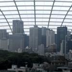【ネタ】猛暑に伴い東京23区が全面ドーム化w w w w w w w w w