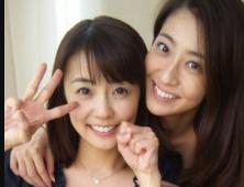 小林麻耶と真央 若いころ