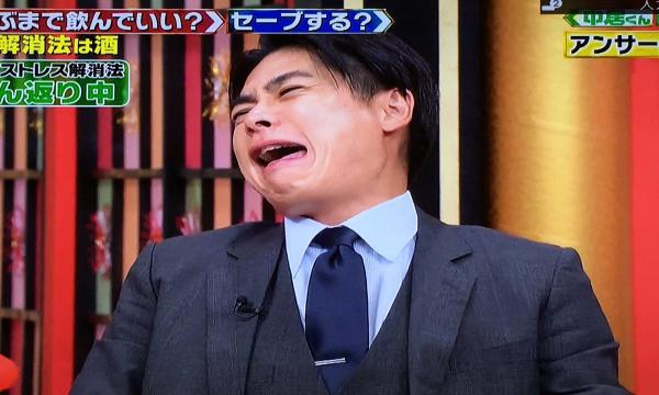 【ドン引き】ノブコブ吉村のストレス発散方法がヤバ過ぎるw w w w「キモい」