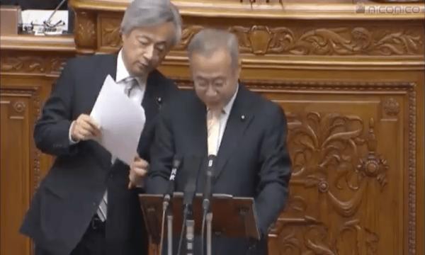 有田芳生がまたやらかす・・・ 衝撃の大暴走に立憲民主党の仲間からも注意される事態に